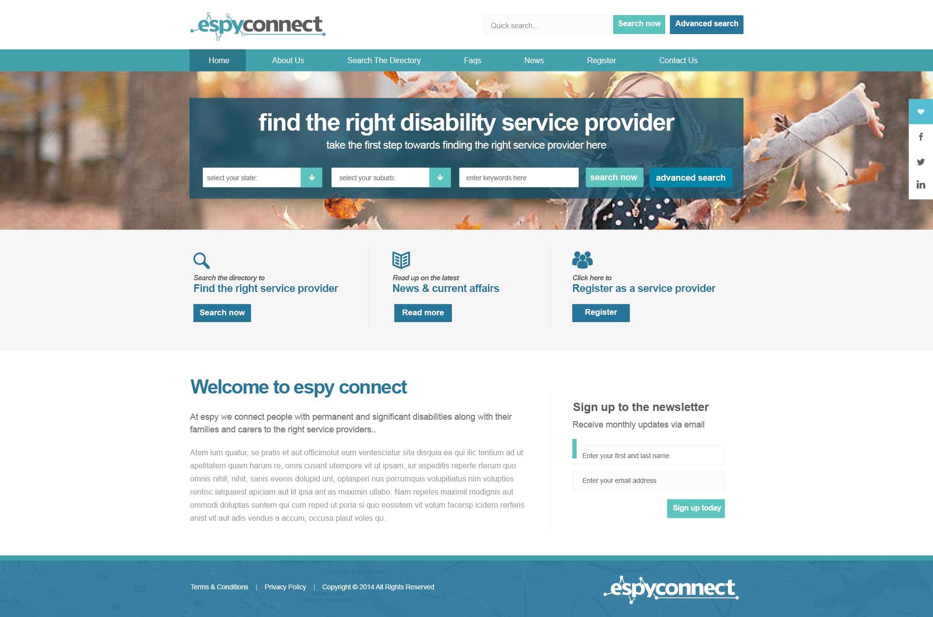 ESPY Connect