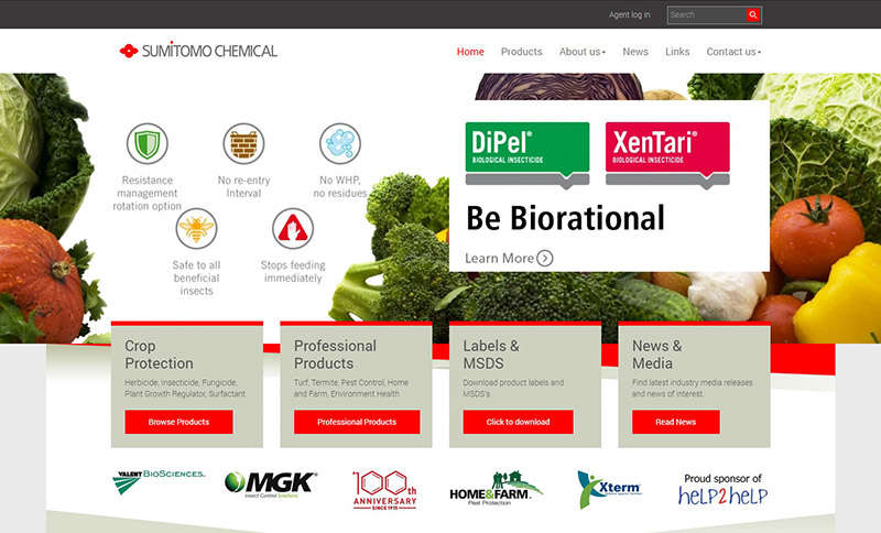Drupal websites | Neubreed Design Pty Ltd